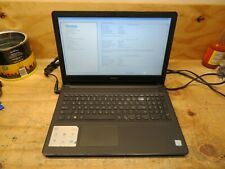New listing Dell Inspiron 15 i3-7100U 2.40Ghz 8Gb ( No Hdd Boots To Bios ) No Charger Read