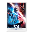 Star Wars The Rise Of Skywalker Movie Silk Canvas Poster Print 12x18 24x36 inch