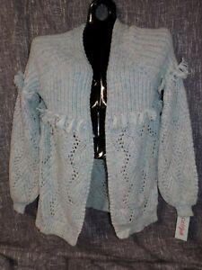 Cat & Jack Girls XL Sweater Bleached Aqua 547565 - Target Brands (14/16)