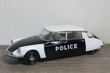 Citroen DS Police - Vitesse 1:43 *37686