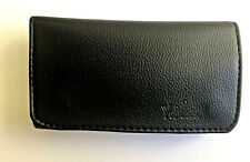Black Tabacco pouch Wallet Case quality tobacco gift