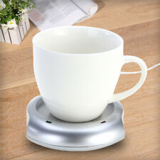 Electric USB Coffee Mug Warmer Tea Cup Heater Heating Plate For Office Home Use