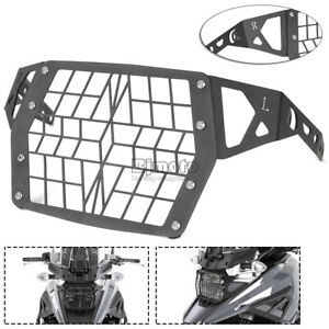 Headlight Protector Grill Guard Cover For Suzuki DL1050 XT/A 2019-2021 Black