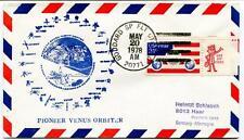 1978 Pioneer Venus Orbiter Goddard Space Flight Center USA Airmail NASA SAT