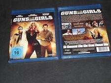 Guns and Girls [Blu-ray] NEU & OVP