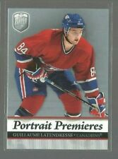 2006-07 Be A Player Portraits #112 Guillaume Latendresse RC (ref 62533)