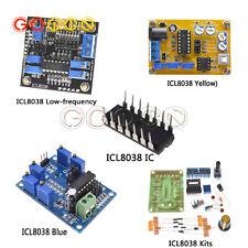 Dc12 24v Icl8038 Dds Signal Generator Module Ic Diy Sine Square Triangle Wave