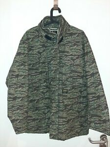 CARHARTT utility Supreme WIP BAPE jacket Tiger Camo Xl X-Large Bape 239 euro