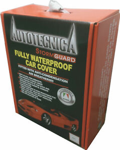 AUTOTECNICA STORMGUARD WATERPROOF COVER Fits HOLDEN CRUZE 4 DOOR SEDAN  up to 4.