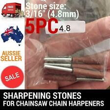 3/16 4.8MM QUALITY SHARPENING STONES FOR CHAINSAW SHARPNER 12V/9.6V OREGON STIHL