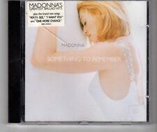(HN125) Madonna, Something To Remember - 1995 CD
