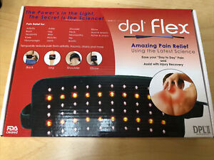 Brand New In Box DPL Flex Infrared & Red Light Therapeutic Pain Relief Device