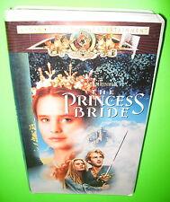 The Princess Bride VHS Cary Elwes Mandy Patinkin Chris Sarandon Wallace Shawn 98