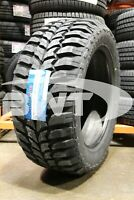 4 New 33X12.50-20 Roadone Cavalry M/T MUD 114Q 33x12.50R20 33 12.50 20 Tires