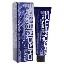 Redken Chromatics Ultra Rich Hair Color - 6Ab (6.1)- Ash/Blue for Unisex - 2 oz