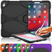 For New Apple iPad Pro 11 Inch Heavy Duty Case Cover Stand With Screen Protector