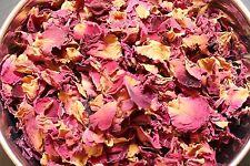 ROSE PETALS PINK  (Rosa spp.) 10 GRAMS
