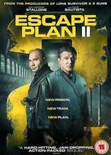 Escape Plan II DVD (2018)