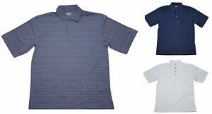 Kirkland Signature Mens Performance Polo Shirts Choose Size & Color -C