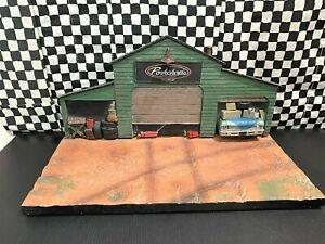 "GMP ""Porkchop's Chop Shop"" Garage Diorama - 1:18 Boxed (car not included)"