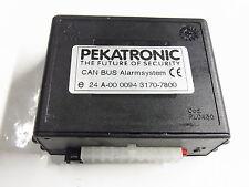STEUERGERÄT PEKATRONIC MERCEDES W209 CLK A209 C209 02- MB CAN-BUS A000094 MB
