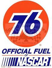 Aufkleber 76 Official Nascar Fuel Union Oil Unocal Race