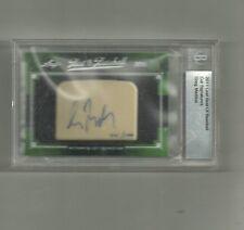 2011 Leaf Best of Baseball Cut Signatures Greg Maddux AUTO #421/1000 BRAVES HOF