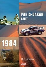 Paris - Dakar Rally 1984 Review (New DVD) Ickx Mass Cowan Marreau Porsche BMW