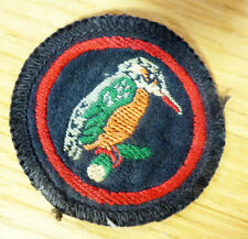 Cloth 1950s Collectable Scout & Guide Badges