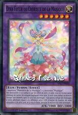 Yu-Gi-Oh ! Diva Fleur la Choriste de la Musique SP17-FR036 - VF/COMMUNE
