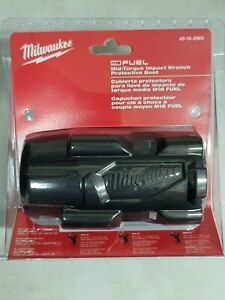 Milwaukee M18 Mid-Torque Impact Wrench Boot for 2960-20 or 2962-20 #49-16-2960
