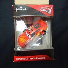 DISNEY PIXAR CARS RUST-EZE #95 HALLMARK CHRISTMAS TREE ORNAMENT NEW IN BOX