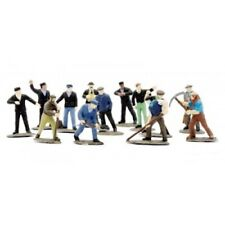 Dapol C002 Railway Workmen (Set of 38)