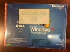 New Sealed Microsoft Windows XP Professional Installation CD