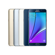 Samsung Galaxy Note5(SM-N920)32GB - Unlocked Cell Phones Very Good Single SIM.