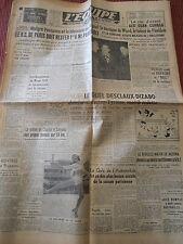 JOURNAL L'EQUIPE R C PARIS 1948