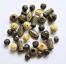 Resin Bronze Costume Necklaces & Pendants