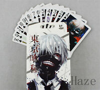 Tokyo Ghoul cosplay Anime Painting Playing Cards Poker 54ps/set