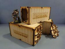 TTCombat Sci Fi Scenics - Mecharium Containers - Great for 40k