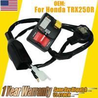 NEW L/H Switch For 1985-1989 Honda TRX250R TRX 250R Light/Start/KiLL