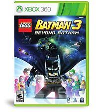 NEW LEGO Batman 3: Beyond Gotham (Xbox 360, 2014)