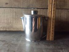 Vintage Oneida Sambonet Italy , Personal Silver plated Coffee Pot Or Creamer