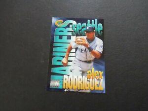 1997 Skybox Circa Alex Rodriguez Boss 16 of 20