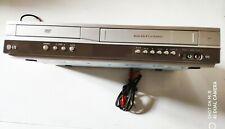 LG V271 6HD Hi Fi Stereo VCR VHS DVD Combo Player