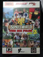 Blokesworld The MX Files Volume 2 DVD KTM Globe Thor Tag Metals Fox Racing
