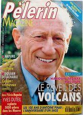 Mag 1991: HAROUN TAZIEFF_YVES DUTEIL_LIZA MINELLI_ANTOINE PINAY_PASCAL SEVRAN