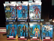 Marvel Legends Gamerverse Wave Set of 7 Figures Abomination BAF