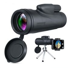 12x50 High Power low Night Vision Monocular Telescopes Spotting Scope Outdoor