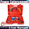 Automotive AC A/C Manifold Gauge Set Charging or Diagnostic For R134A R12 R22