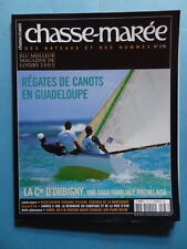 Chasse-Marée n° 178 2005 d'Orbigny La Rochelle Edourd Peisson Guadeloupe Airbus